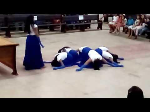 Grupo de Coreografia ABA PAI*Música Vale de Ossos Secos (em Vitória do Mearim, MA)*