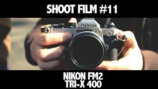 Nikon FM2 + Tri-X 400