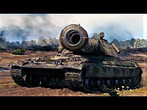 ᴴᴰ World of Tanks 60TP Lewandowskiego - 10K Damage, 6 Kills   Best tank battles   Gameplay PC