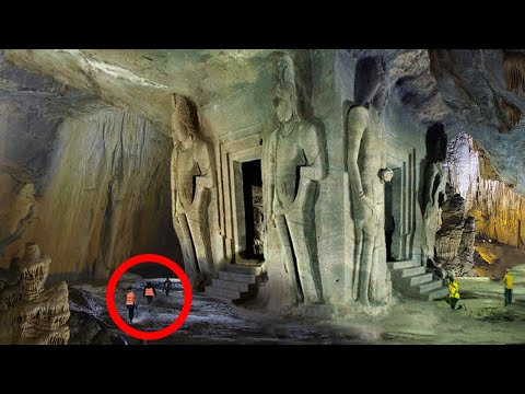 9 Mysterious Ancient Civilizations Scientists Can't Explain