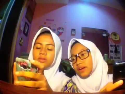 Surat cinta untuk starla - Cover Azka dea & Annisa raudhatul