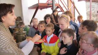 урок живой истории ГКОУ РО школы VII вида № 7 г. Азова