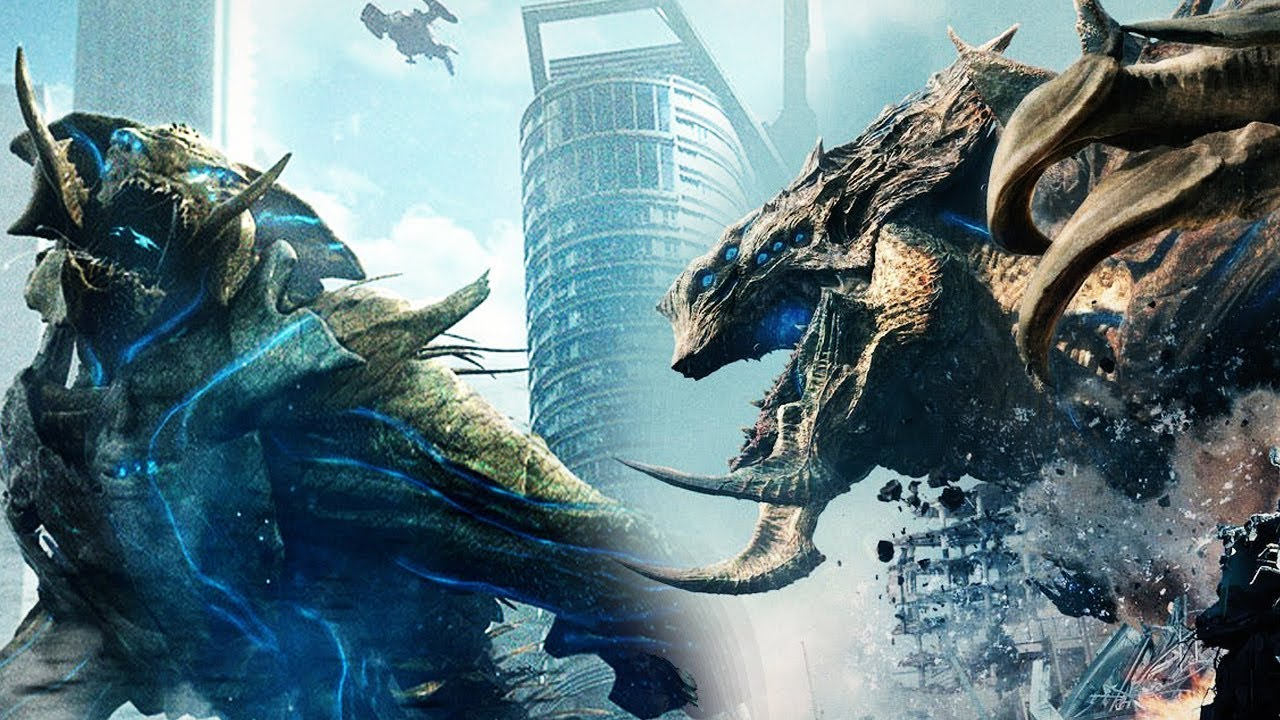 MEGA KAIJU EXPLAINED - PACIFIC RIM UPRISING STORY EXPLORED ... Pacific Rim Kaiju Category 2
