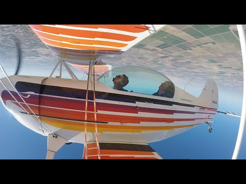 Christen Eagle Aerobatics | GoPro