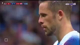 Iceland vs Croatia 1-2 FIFA World Cup 2018 | Highlights