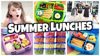FLORIDA STAYCATION! 🌞 SUMMER LUNCHES of the WEEK + VLOG