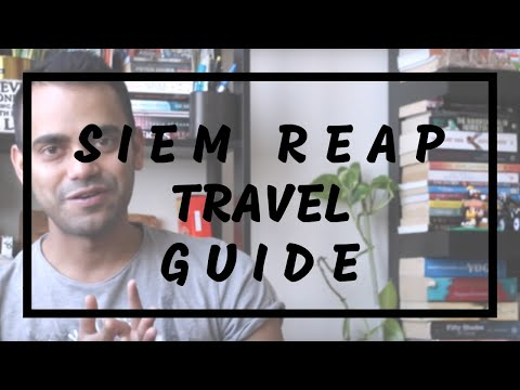 Siem Reap travel guide for backpackers