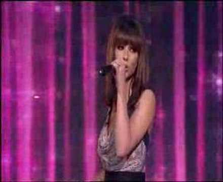 Girls Aloud - Call The Shots [Live on Xfactor - 17.11.07]