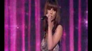 Girls Aloud - Call The Shots [Live on Xfactor - 17.11.07]