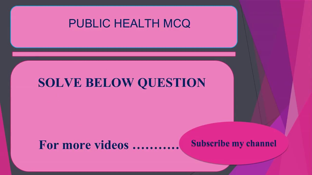 GK QUIZ QUESTIONS ON ZOONOSIS    PUBLIC HEALTH AND COMMUNITY DISEASES