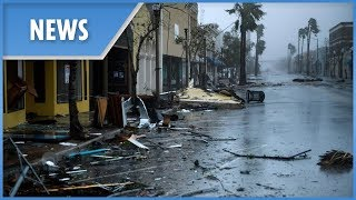 Hurricane Michael: Panama City aftermath