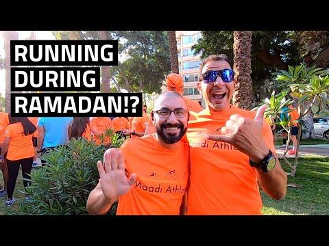 Running in Cairo during Ramadan | Maadi Athletes