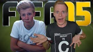 JOOST & HARM vs DON & EMRE - FIFA 15