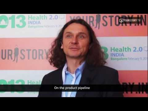 [YS TV] Hans-Peter Frank, Novartis, @ Health 2.0 India