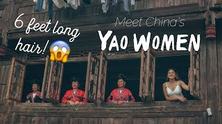 Learning Yao Women's Rapunzel-like hair secret with Pantene   Aashna Shroff