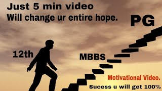 This 3 min motivational video will change every medical students life(#Life behind Sucess#).