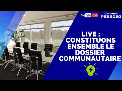 PES 2020 : On avance sur le dossier Communautaire !