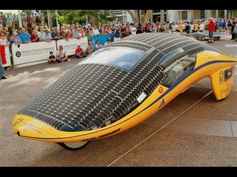Stanford Solar Car Project: Racing on Sunshine Documentary