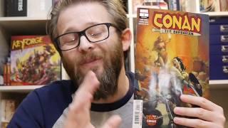 Marvel Comics Review: Conan the Barbarian #1