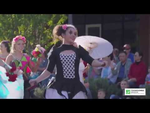 Toowoomba Carnival of Flowers 2018 highlights