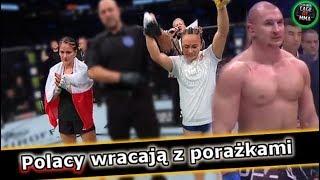 Przegrana Karoliny Kowalkiewicz i Rafała Kijańczuka