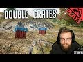 DOUBLE CRATES -  PlayerUnknown's Battlegrounds Gameplay #103 (PUBG  Duos with STODEH)
