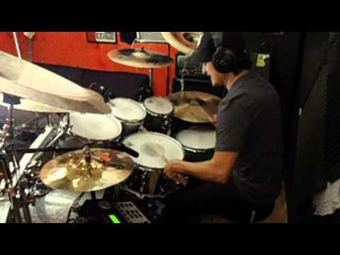 Fleshgod Apocalypse - The Violation (Drum cover)