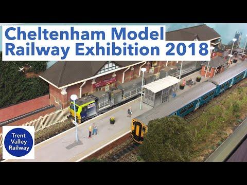Cheltenham Model Railway Exhibition 2018