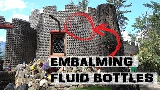 Who builds a Castle from Embalming Fluid? | Bizarro Kootenay Mountains