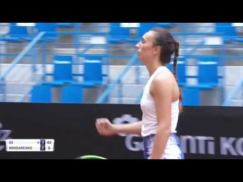 İpek Öz - Kateryna Bondarenko Maçının Özeti