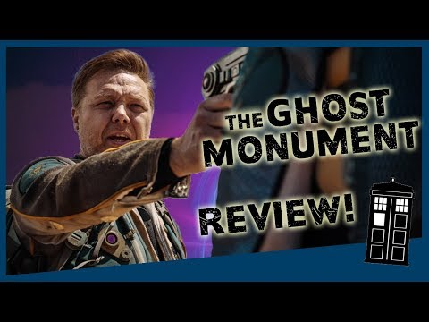 Doctor Who - 'The Ghost Monument' series 11 episode 2 │Review/Reaction