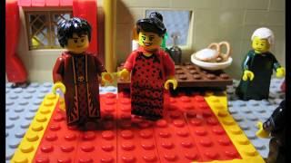LEGO-мультфильм