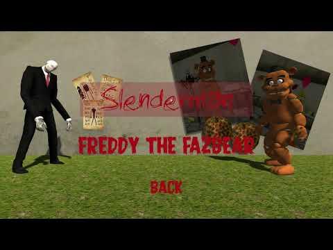 Slenderman VS Freddy The Fazbear - Game Walkthrough  Kiz10.com