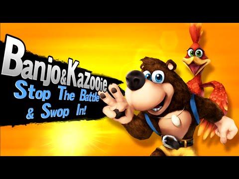 Banjo & Kazooie - Smash Render - Smash Ballot - Banjo & Kazooie - Smash Render - Smash Ballot