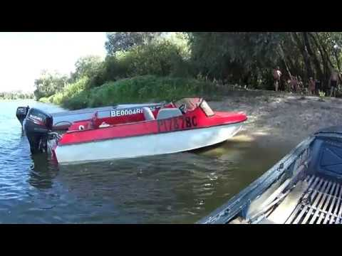 Тест Драйв Катера Неман и мотора Сузуки 25DF