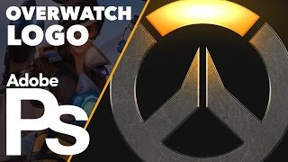 How to Create the Overwatch Logo in Photoshop