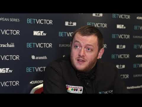 Three Tons As Allen Flies Into Round Two | BetVictor European Masters