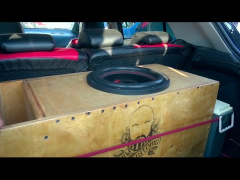Dragster Audio Dwy 12