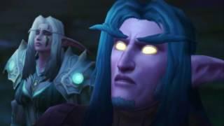World of Warcraft Legion All Movie Cinematics Cutscenes