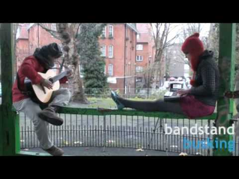 Psapp - Mr Ant - Bandstand Busking Acoustic Session