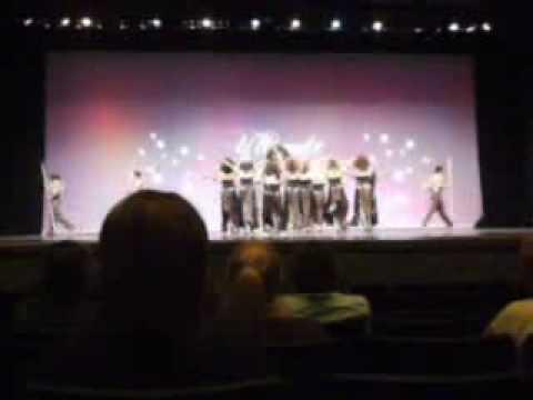 Anitas Dance-Lion King at Nationals