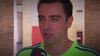 Xavi Hernández repassa l'actualitat del Barça [07/07/2016]