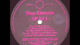 Disco Elements - Volume One (Running) - Azuli Records