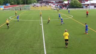 FC Honka akatemia 04 - TuNL/KaaPo 04 YJ, 2.jakso