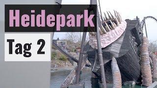 Heide Park Resort Kurztrip mit der Familie / 12.4.18 / #2 / MAGIXTHING