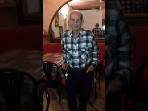Scioglilingua in dialetto siciliano presentato dal Sig.  Genovese Giuseppe presso il bar da CICCio