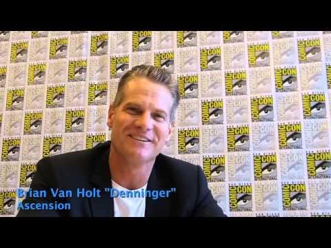 SDCC 2014: Brian Van Holt