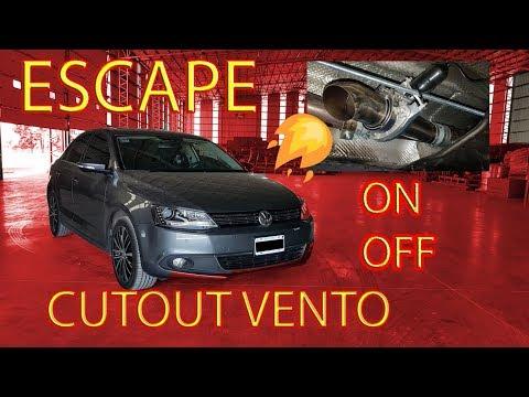 Instalando CUTOUT al VENTO Jetta 2.0 TSI Escape Tutorial DIY mk6