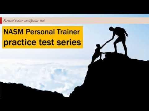 NASM Personal Trainer practice test #1