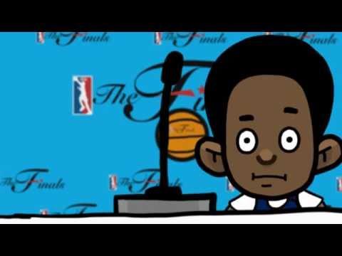 NBA Finals 3 Seconds (Adobe Character Animator)